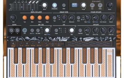 Arturia Launches Its Experimental Hybrid Synth – The  MicroFreak